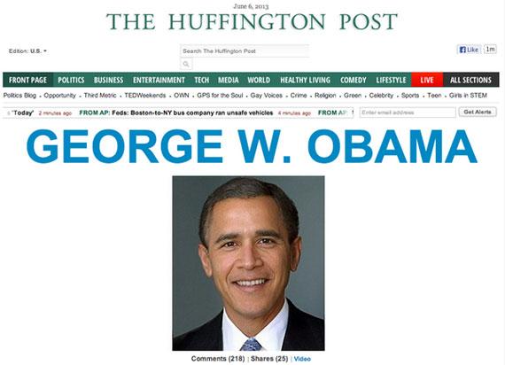 george-w-obama