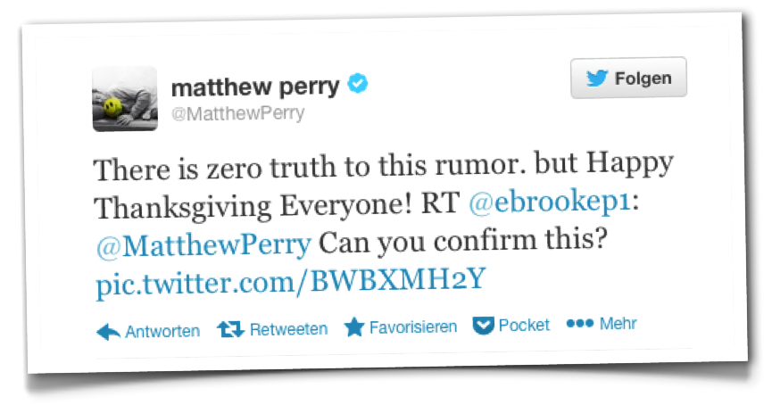 PerryTweet