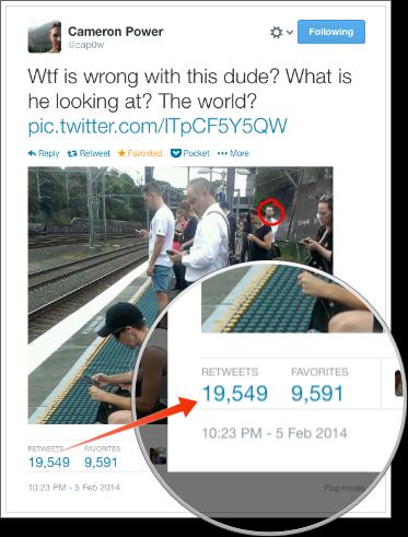 Tweet Platform Guy