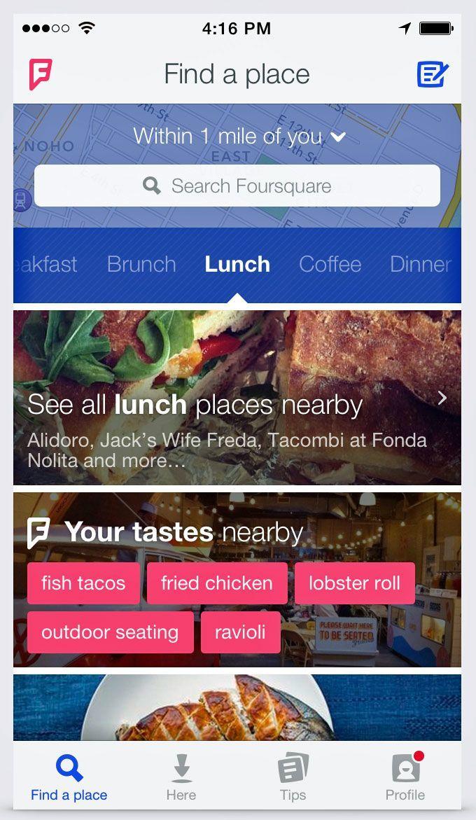 new-foursquare-screenshot